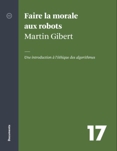 Rapport de lecture : Faire la morale aux robots